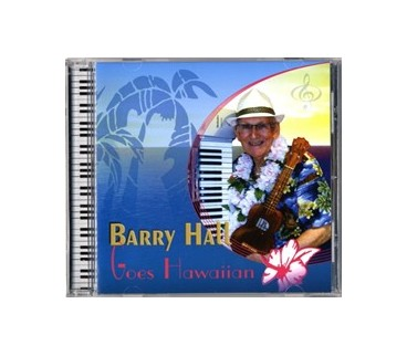 Barry Hall Goes Hawaiian
