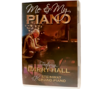 Me And My Piano, featuring Barry Hall at the Steinway Piano
